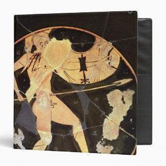 Athenian red-figure kylix binder