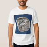 Athenian tetradrachma tshirts