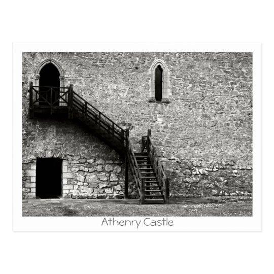 Athenry Castle Postcard