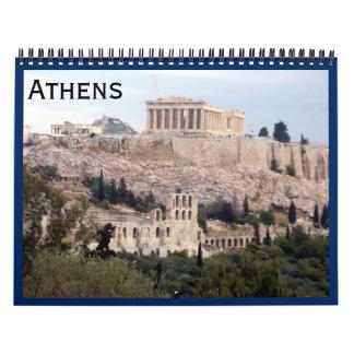 athens 2018 calendar