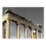 athens - acropolis postcards