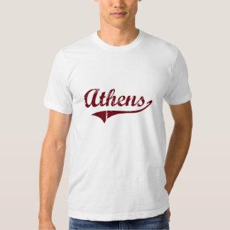 Athens Alabama Classic Design T-shirt