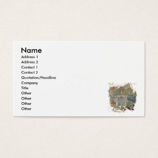 Athens Business Card