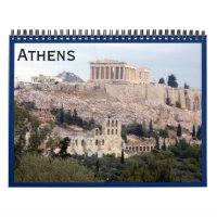 athens calendar
