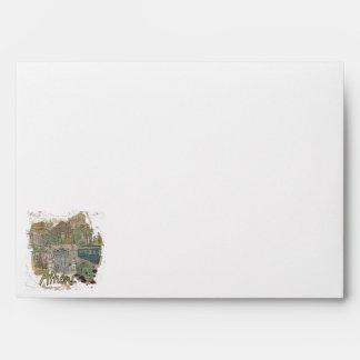 Athens Envelope