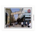 Athens Flea Market Post Card