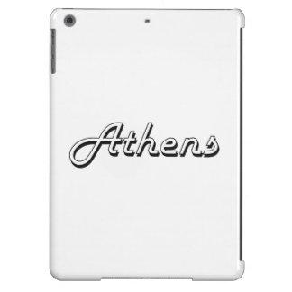 Athens Georgia Classic Retro Design iPad Air Cases