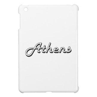 Athens Georgia Classic Retro Design iPad Mini Cover