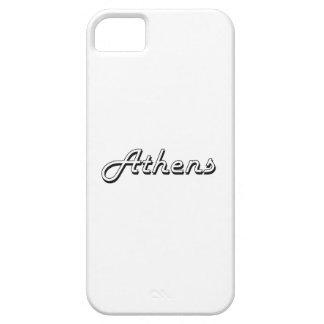 Athens Georgia Classic Retro Design iPhone 5 Case