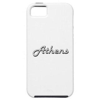 Athens Georgia Classic Retro Design iPhone 5 Cases