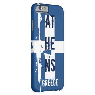 Athens Greece Barely There iPhone 6 Case