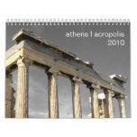 athens / greece wall calendar