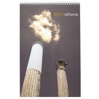 athens / greece calendar