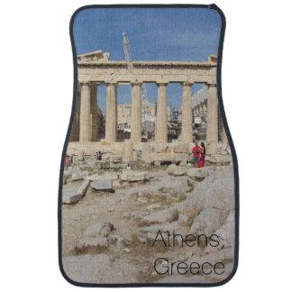 Athens, Greece Car Mat