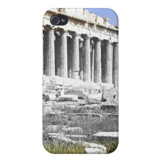 Athens Greece Case For iPhone 4