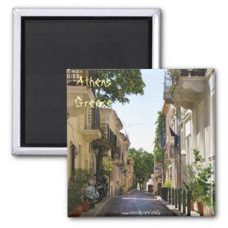 Athens Greece magnet design