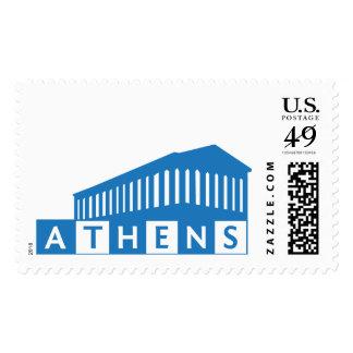 Athens, Greece Postage