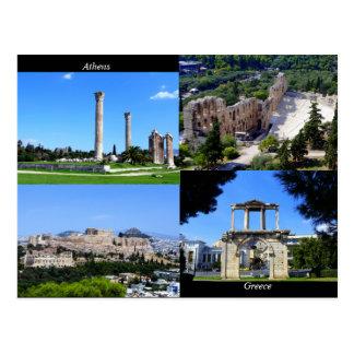 Athens - Greece Postcard