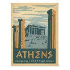 Athens, Greece Postcard