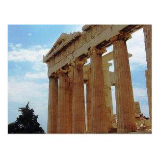 Athens Greece Postcard