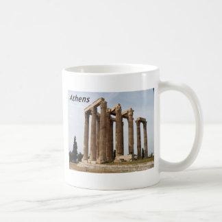 Athens-Greece-Temple-of-Zeus-- KAN K JPG Mugs