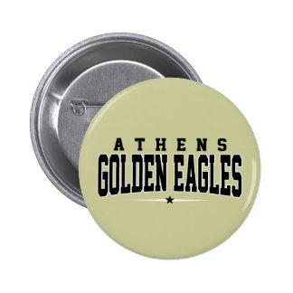 Athens High School; Golden Eagles Pin