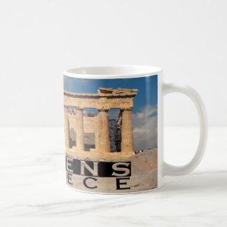 Athens Classic White Coffee Mug