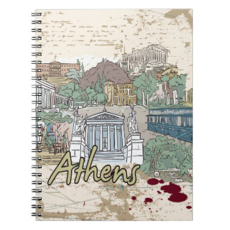 Athens Note Books