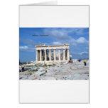 Athens Parthenon Cards