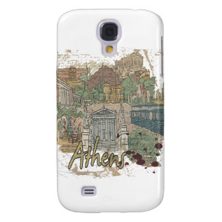 Athens Samsung Galaxy S4 Cover