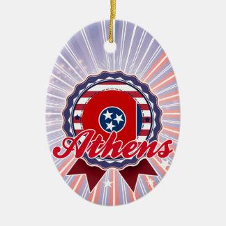 Athens, TN Ornaments