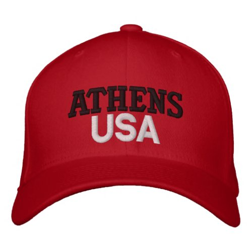 Athens USA Cap