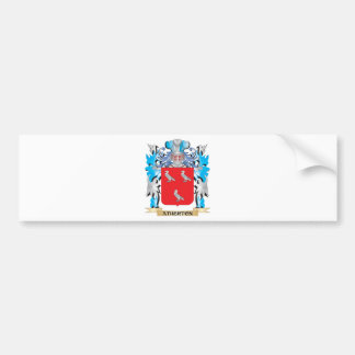 Atherton Coat Of Arms Bumper Stickers