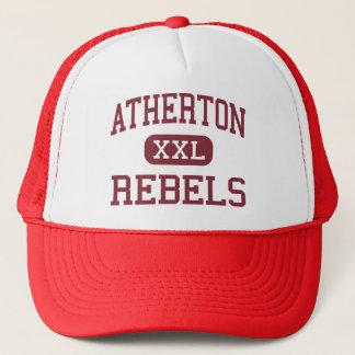 Atherton - Rebels - High - Louisville Kentucky Trucker Hat