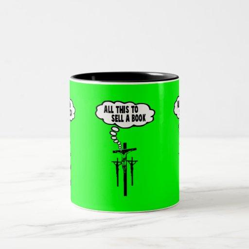 Athiest bible mugs