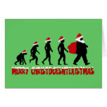 Athiest Christmas Greeting Cards