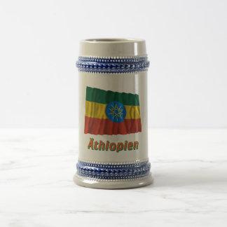 Äthiopien Fliegende Dienstflagge, deutscher Name Beer Stein
