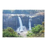 Athirappilly Falls Gallery Wrapped Canvas