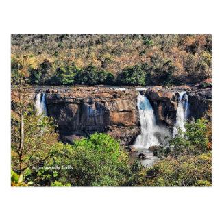Athirappilly Falls, Panchayath, Kerala, India Postcard