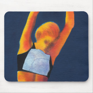 Athlete 2011 mouse pad