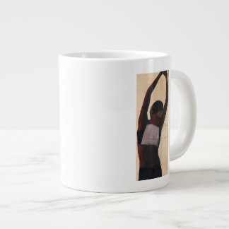 Athlete 20 Oz Large Ceramic Coffee Mug