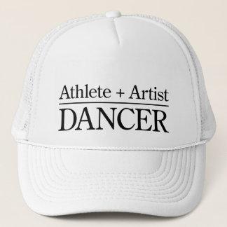 Athlete + Artist = Dancer Trucker Hat