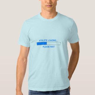 ATHLETE Loading...please wait. T Shirt