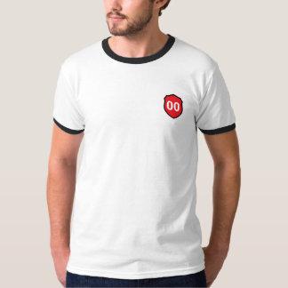 athlete number 000 t-shirt