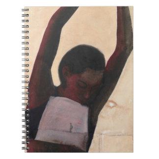 Athlete Spiral Notebooks