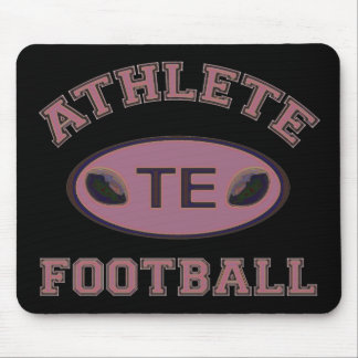 ATHLETE - TE - FOOTBALL MOUSE PAD