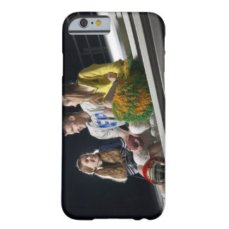 Athletes on bleachers barely there iPhone 6 case