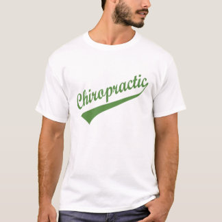 Athletic Chiropractic - Green T-Shirt