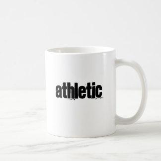 Athletic Cup -- Gag Gift Idea Coffee Mugs