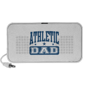 Athletic Dad iPod Speakers